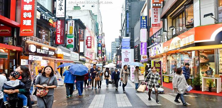 Chợ Sỹ Hàn Quốc