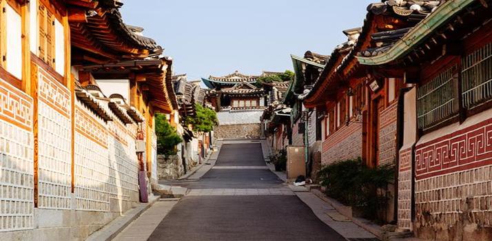 Làng cổ Hangbok