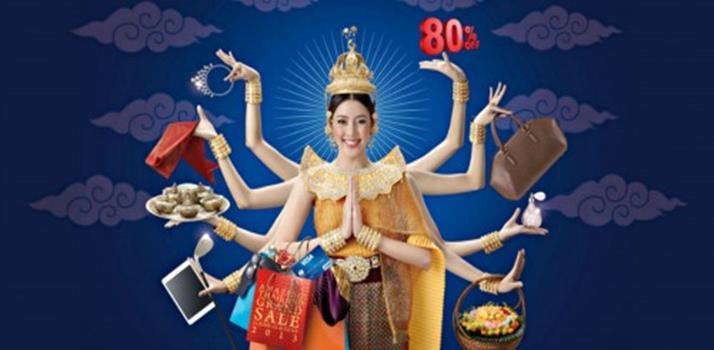 Mua Săm Thái Lan