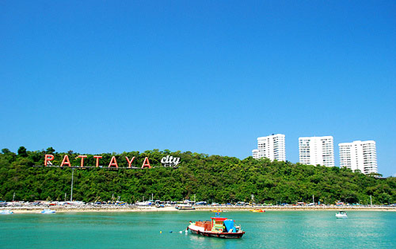 thành phố biển Pattaya
