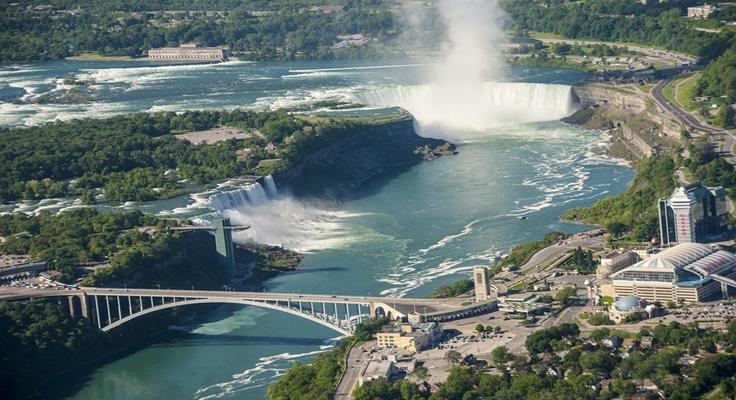 Thác Niagara Mỹ