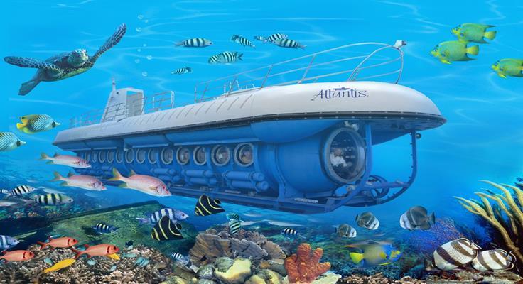 submarine hawaii