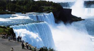 Thác Niagara TOUR DU LỊCH HOA KỲ CANADA LỄ 30/4 - 1/05
