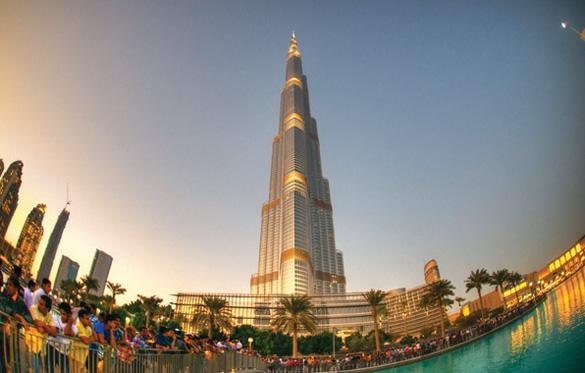 Thap-Burj kalifa