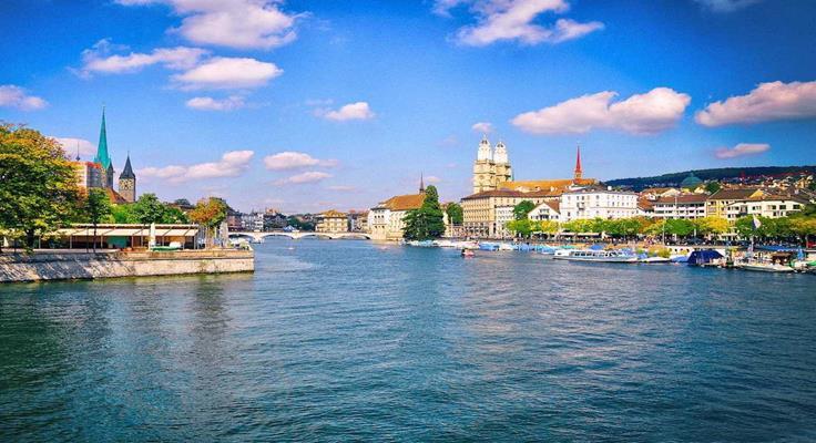 lake Zurich thuy si