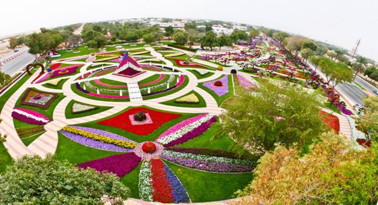 Vườn hoa Nghệ Thuật TP Đà Lạt