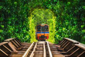 du lịch Nha Trang bằng tàu hỏa khởi hành hàng