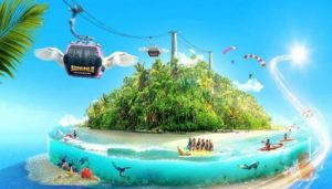 Comeback Phú Quốc 5 sao cáp treo Hòn Thơm ngắm san hô